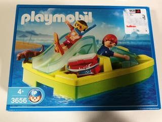 Playmobil ref. 3656 Barca a pedales