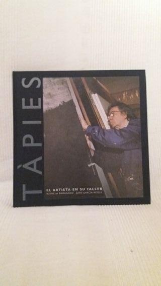 Libro TAPIES : El artista en su Taller.