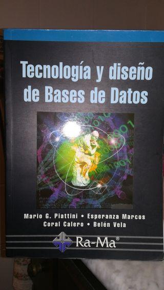 tecnología y diseño de bases de datos
