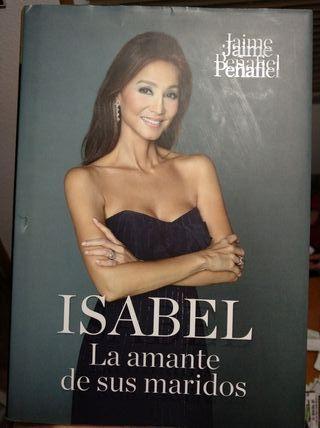 Libro Isabel Preysler
