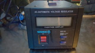 regulador automatico de voltaje
