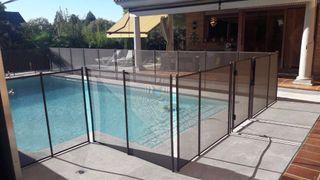 Metro lineal valla de piscina