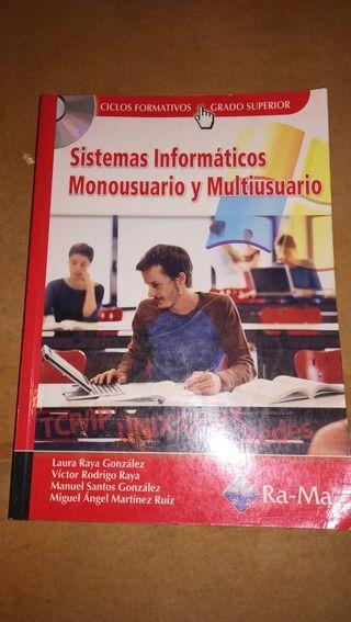 Sistemas informáticos monousuario y multiusuario