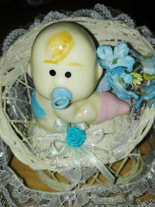 objeto decorativo para habitación de bebé