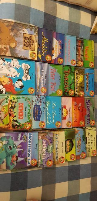 Coleccion libros Disney Club del libro