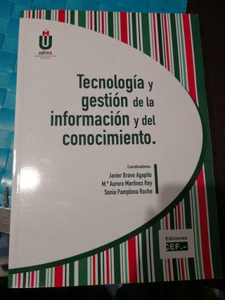 tecnología y gestión de la información y del conoc