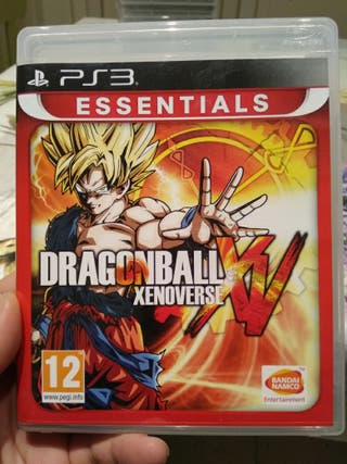 Juego Ps3 Dragonball Xenoverse XV