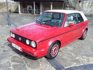 Volkswagen Golf cabriolet 1992