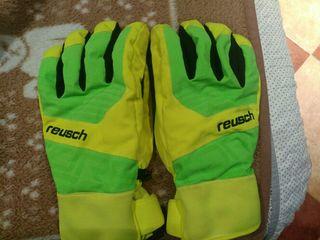 guantes nieve reusch