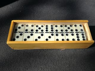 Juego de dominó.
