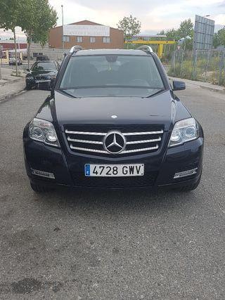 Mercedes-benz GLK BE 220 CDI 170 CV Class 2010