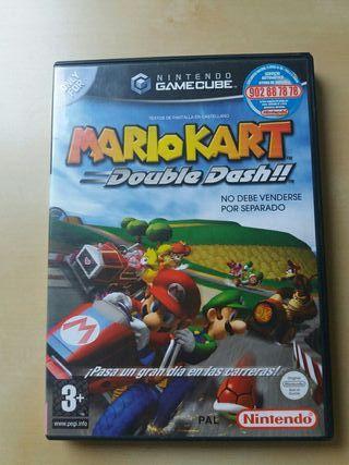 Mario Kart GameCube y Wii