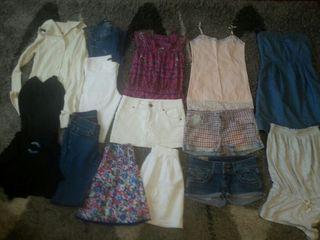 lote ropa chica verano talla S