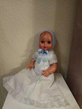 Muñeco Juanín Pérez bebé.