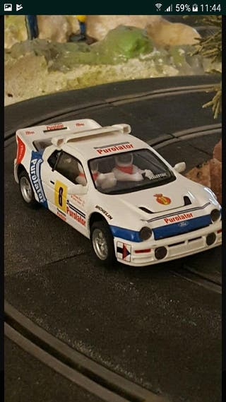 Ford rs 200 de Scalextric