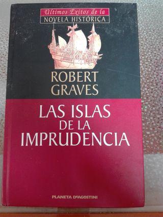 """Libro """"LAS ISLAS DE LA IMPRUDENCIA"""""""