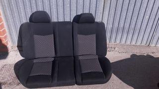 conjunto de asientos traseros Seat Ibiza
