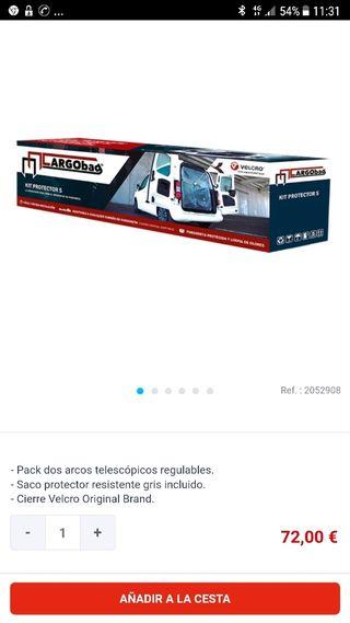 kit proteccion cargobag