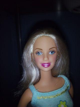 Barbie de goma flexible Dance'nflex