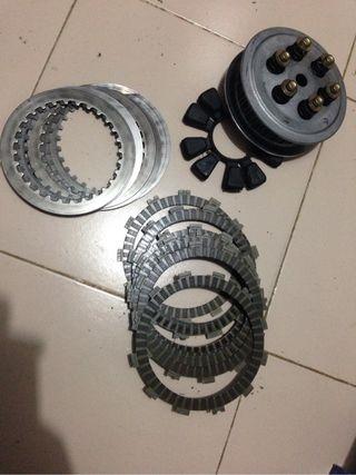 Honda crf 450 piezas