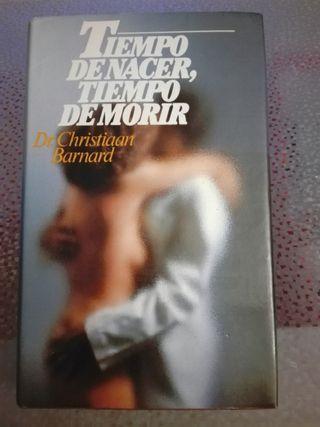 """Libro """"TIEMPO DE NACER TIEMPO DE MORIR"""""""