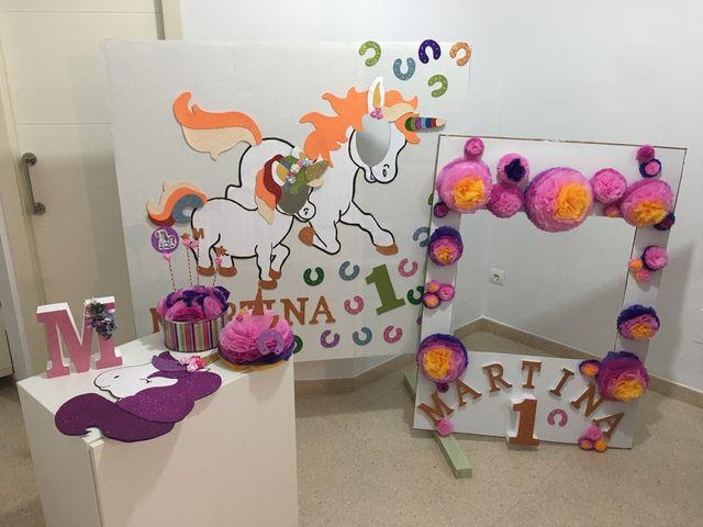 Decoraci n unicornio infantil de segunda mano por 100 en for Decoracion logrono