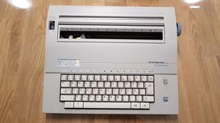 maquina escribir electronica philips typewriter 21