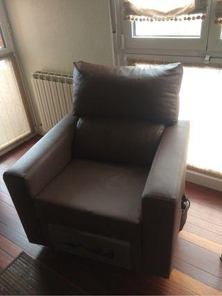 Sofa eléctrico