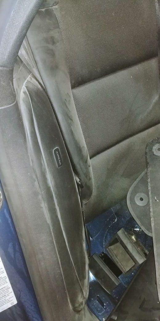 airbag trasero audi a3 sportback 8p