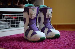 Botas snowboard DC Shoes N37