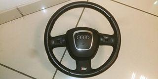 volante con airbag audi a3 8p s-line 3 brazos
