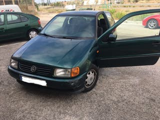Volkswagen Polo gasolina 1.6 70 cv