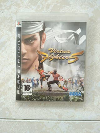Juego Virtua Figther 5 PS3