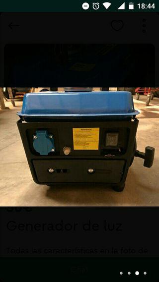 generador de luz