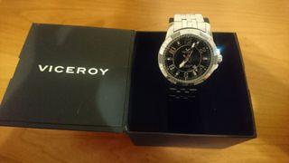 Reloj de pulsera Viceroy para hombre.