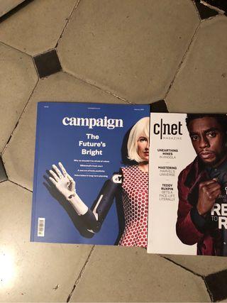 Magazine Campaing