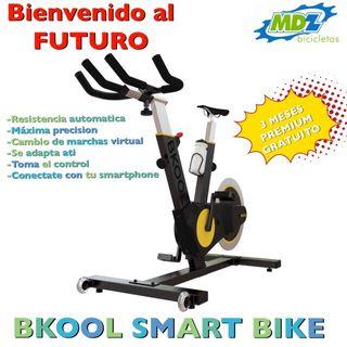 Bicicleta clico indoor BKOOL