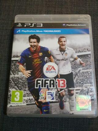 FIFA 13 para ps3
