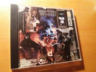 Alice Cooper The Last Temptation CD Original