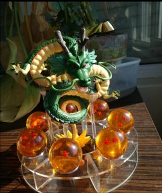 figura dragon ball, Shenron