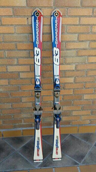 Esquís Dynastar Omeglass 63.