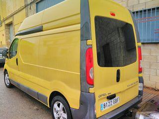 Opel Vivaro 2008 2.5d 150cv
