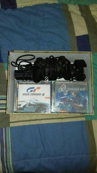 ACCESORIOS PS2