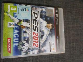 PES2012 para PS3