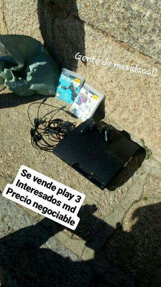 PLAY 3 EN PERFECTO ESTADO