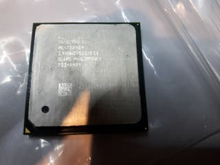 Procesador Intel Pentium 4