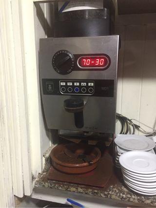 Molinillo de café automático