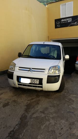 Citroen Berlingo 2004 1.9 diésel