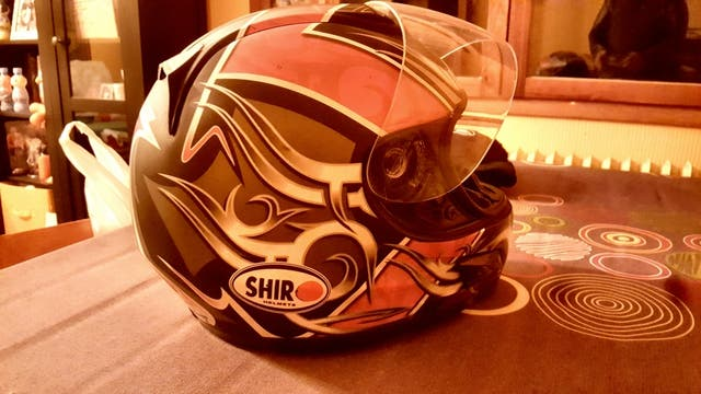 Casco moto SHIRO