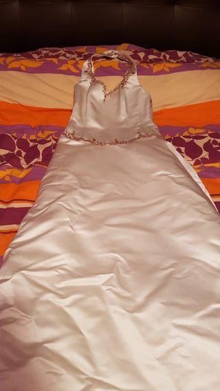 vestido de novia de marca de segunda mano en la provincia de